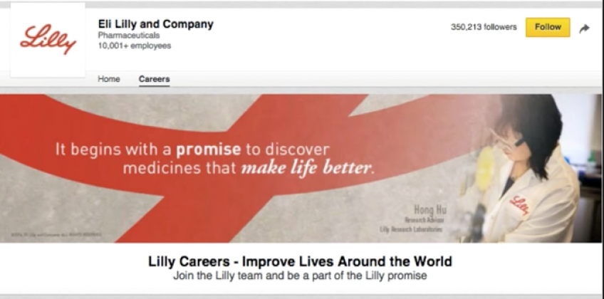 Eli Lilly and Company slogan
